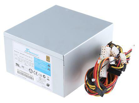 Seasonic 350W Computer Power Supply, 220V Input, -12 V, 3.3 V, 5 V, 12 V Output