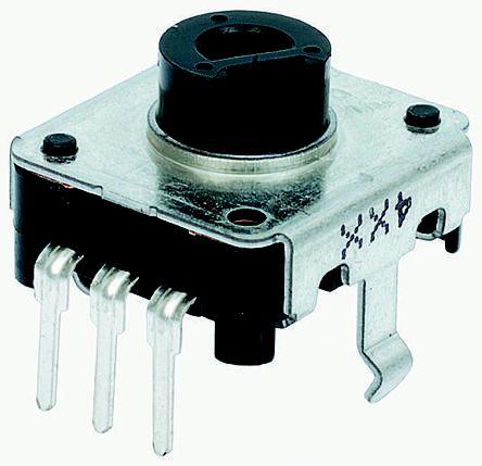 EC12E2420301   Alps Electric   Alps Electric 24 Pulse