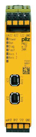 772171                                              PNOZmulti 2 PNOZ m EF Motion Monitoring, 24 V dc