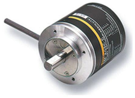 E6A2-CW5C100 P/R 2M                                              Omron Incremental Encoder 100 ppr 5000rpm Radial, Thrust 12 → 24 V dc