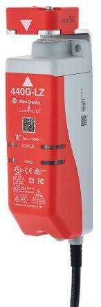440G-LZS21STRH                                              440G-LZ Solenoid Interlock Switches Power to Unlock 24 V dc