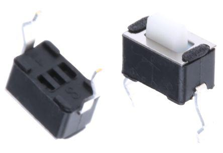 SPNO SMD 50mA Tactile Switch