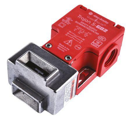 440K Safety Interlock Switch, Fibreglass, 2NC/NO