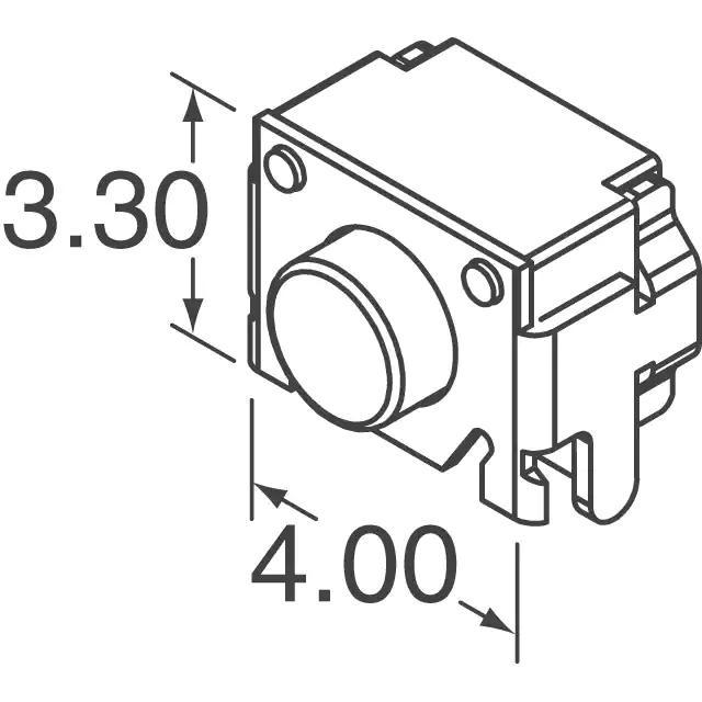 E-Switch TL3340AF160QG