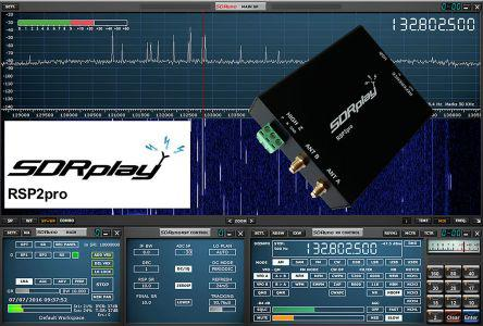 RSP2pro   SDRplay   SDRplay Radio Spectrum Processor - RSP2