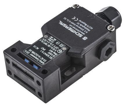 EX-AZ 16-03ZVRK-3D                                              ATEX EX-AZ16 Safety Interlock Switch, Fibreglass, 3NC