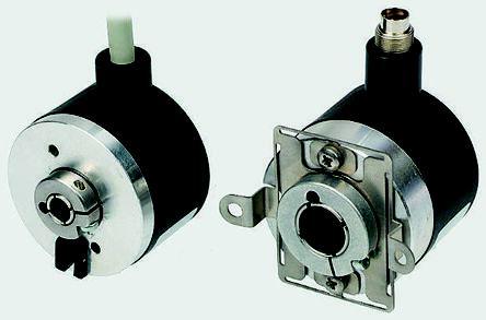 BHK 16.24K.0360-I2-5                                              Baumer Incremental Encoder 360 ppr 12000rpm End 10 → 30 V dc