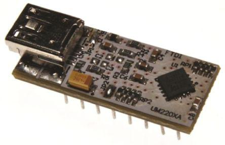 UMFT220XA-01                                              USB-4bit SPI evaluation module