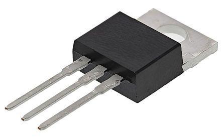 Vishay V20100SG-E3//4W Diodo Schottky 100 V 20 A 3-Pin TO-220AB