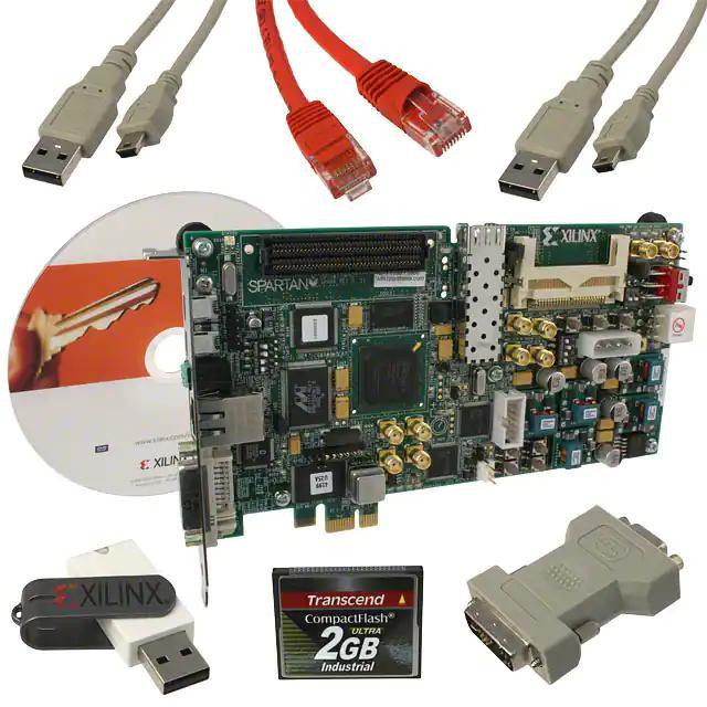 EK-S6-SP601-G | Xilinx Inc  | Xilinx Inc  EK-S6-SP601-G