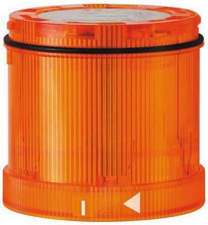 64330068                                              KombiSIGN 71 643 Beacon Unit, Yellow Xenon, Flashing Light Effect, 230 V ac