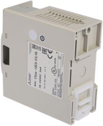 FX2N-16EX-ES/UL | Mitsubishi | Mitsubishi FX2N Series PLC I/O Module