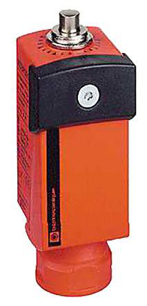 XCSP3910P20                                              Preventa XCSP Safety Limit Switch with Steel Plunger Actuator, Plastic, 2NC/NO