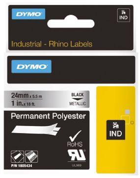 DYMO 1805434 Black Label Printer Tape