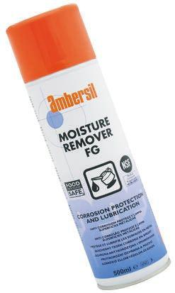 30260-AB                                              Ambersil Corrosion Protection, Releasing Parts Lubricant 500 ml aerosol