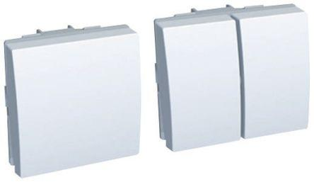 ALB44056                                              16 A Flush, Surface Mount Rocker Light Switch, 2 Way, 250 V ac