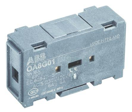 ABB Auxiliary Contact, For Use With OT16 Series