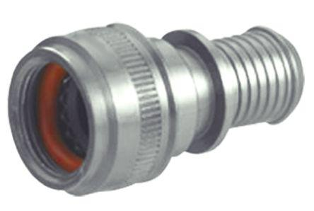 BNX40AZ00-1612                                              TE Connectivity M25 Adapter, Zinc Nickel Plate, 31.75mm