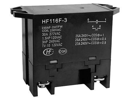 HF116F-3/230AF-2HTFW