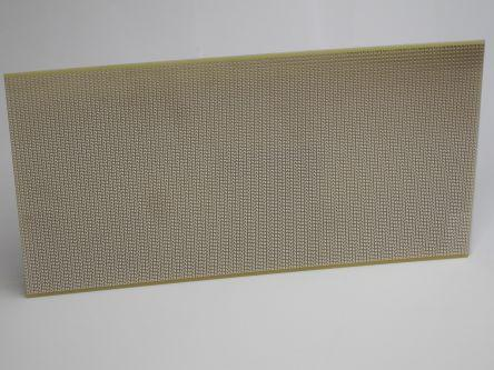 ACP58                                              ACP58, Single Sided Matrix Board With 1mm Holes 2.54mm Pitch, 100 x 580mm