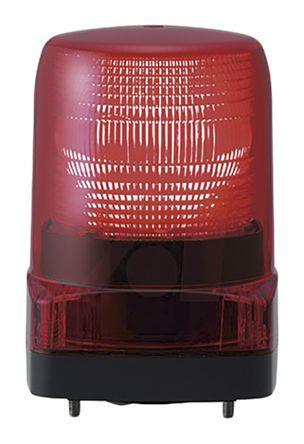 Pse M2 R Patlite Ac100 200 230v 4 5g Ip23 Tri Flash Red Enr