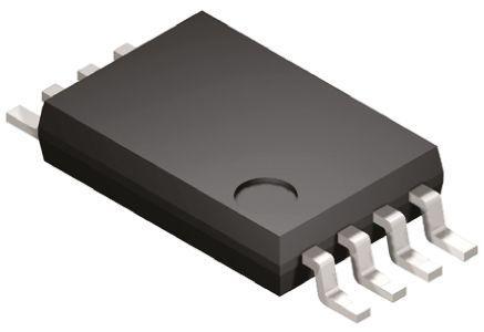 Atmel AT24C04C-XHM-B EEPROM Chip, 4kbit, 0.5μs, 1.7 → 5.5 V 8-Pin TSSOP