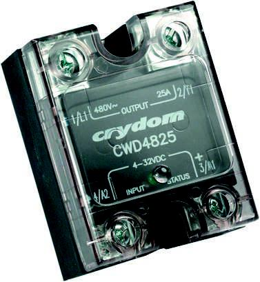 CRYDOM KS100 Fingerproof Relay Cover