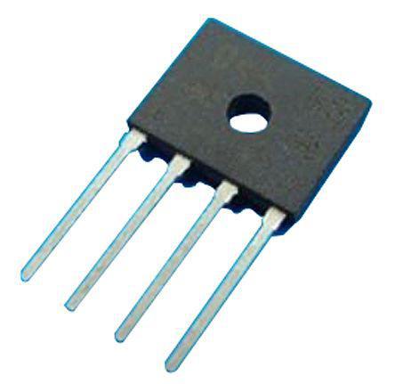 HY Electronic Corp KBP310G Bridge Rectifier 3A 1000V 4-Pin KBP