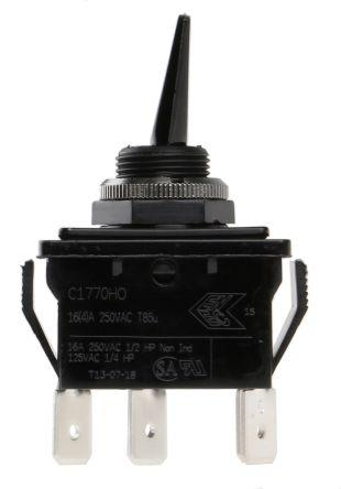 C3911BAAAA Arcolectric Switches Toggle Switch
