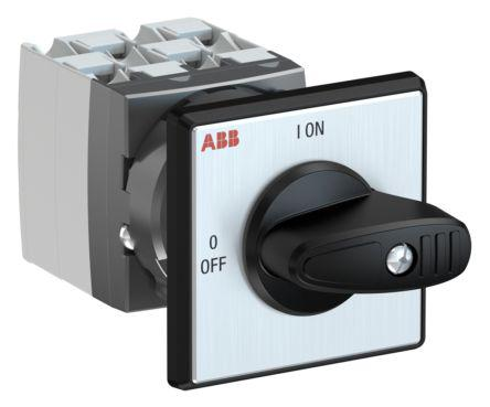 OC25G03PNBN00NB3                                              2 positions 90° Rotary Switch, 400 V, 25 A, Handle