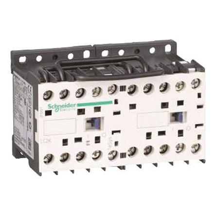LC2K1601P7                                              TeSys K LC2K 3 Pole Contactor, 16 A, 7.5 kW, 230 V ac Coil