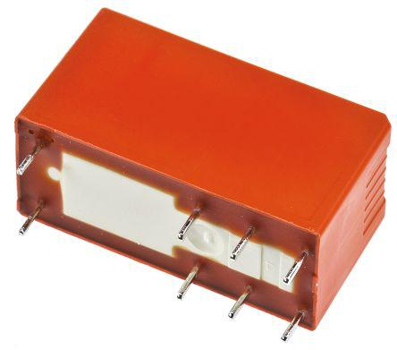 RT314730 Relay Power PCB Relay RT1 Series 16A 230 VAC SPDT