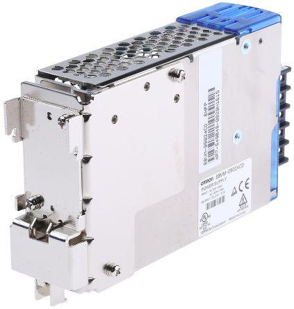 S8VM05024CD                                              S8VM Switch Mode DIN Rail Panel Mount Power Supply, 50W, 24V dc/ 2.2A