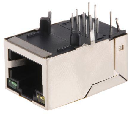 7499010121A | Wurth Elektronik | Wurth Elektronik 8 Way PCB