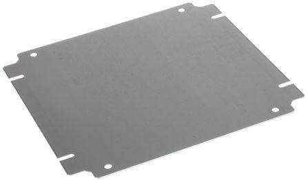 1567700                                              Rittal Mounting Plate for use with 1507.510, 1526.010, 1535.510