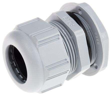 0 980 20                                              Legrand PG7 Grey Polyamide Cable Gland, 3 → 6.5mm Cable Dia Range, IP68