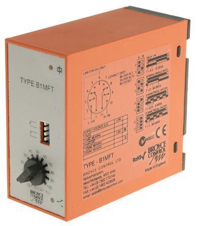 B1MFT 24VAC/DC/230VAC 2-60 MI