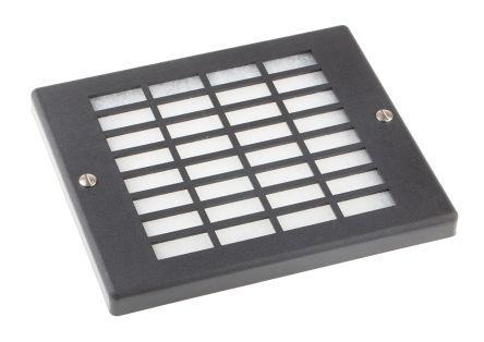 Fan Filter, Mat, 173 x 173mm, Chemical Fibre