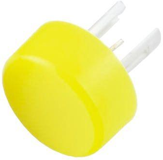 Round 19-931-4 Eao lens for switch Yellow