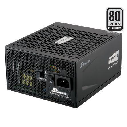 Seasonic 1000W ATX Power Supply, 100 → 240V ac Input, -12 V dc, 3.3 V dc, 5 V dc, 12 V dc, 5 VSB V dc Output