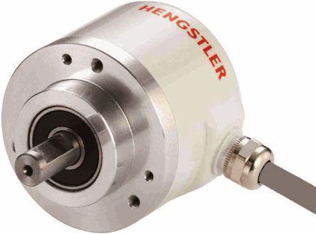 RC58/0013EK.42SGB                                              Hengstler Absolute Encoder 10000rpm Solid 10 → 30 V dc