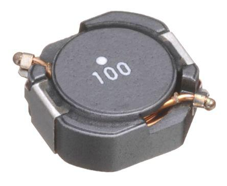 CLF10040T-471M                                              TDK CLF Series Type 10040 Shielded Wire-wound SMD Inductor with a Ferrite Core, 470 μH ±20% Wire-Wound 560mA Idc