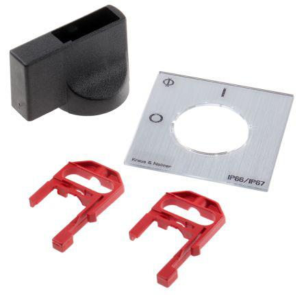 Socomec Handle, For Use With Fuserbloc Series