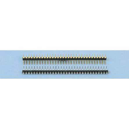 20347-325E-12 | I-Pex | I-Pex 20347 0 4mm Pitch 25 Way 1 Row