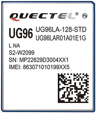M95FA-03-STD | Quectel | Quectel GSM & GPRS Module M95FA-03-STD