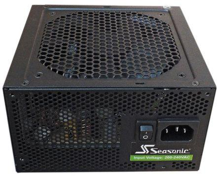 Seasonic 430W ATX Power Supply, 220V Input, 12V Output