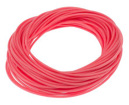 SILICONE RUBBER SLEEVE RED BLACK GREEN 1MM 1.2MM 1.5MM 2MM SLEEVING