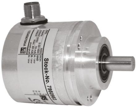 795-1078                                              RS Pro Incremental Encoder 5000 ppr 8000rpm Round 10 → 30 V dc