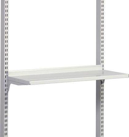 852283-49                                              Treston Grey Steel Shelf, 50kg Load x 300mm