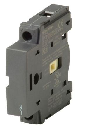22001003                                              1 Pole DIN Rail Non-Fused Switch Disconnector, 32 A